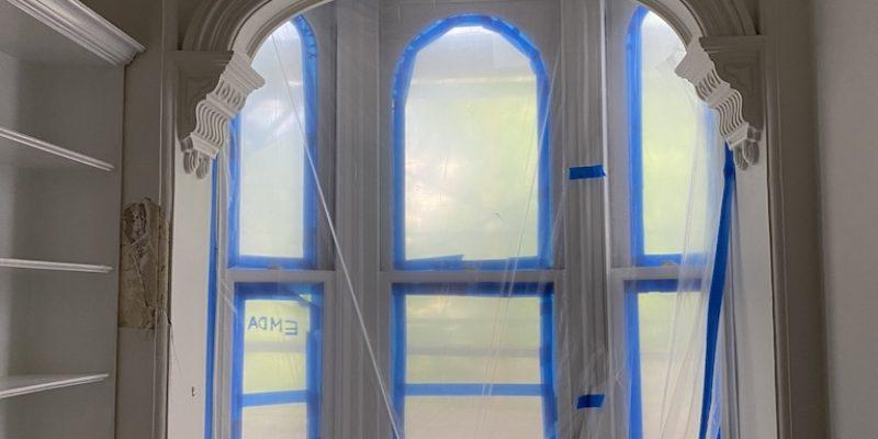 Cupola Window